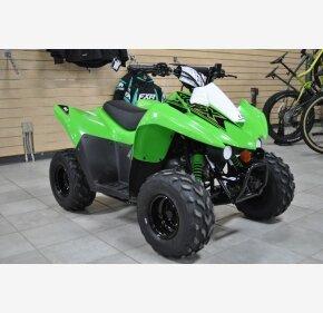 2021 Kawasaki KFX50 for sale 201070481