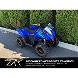 2021 Kawasaki KFX50 for sale 201078679