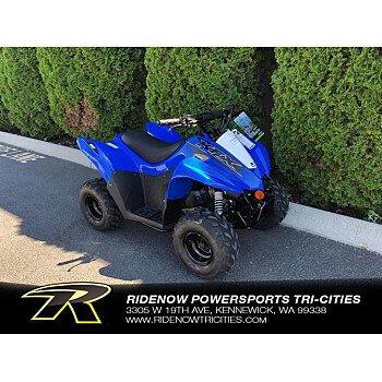 2021 Kawasaki KFX50 for sale 201078682