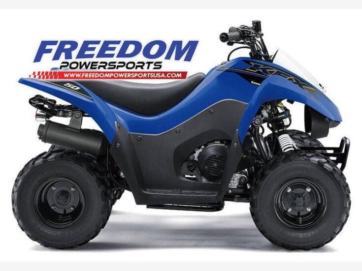 2021 Kawasaki KFX50 for sale 201081372