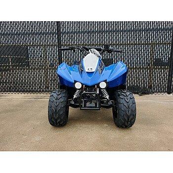 2021 Kawasaki KFX50 for sale 201082709