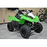 2021 Kawasaki KFX50 for sale 201097450