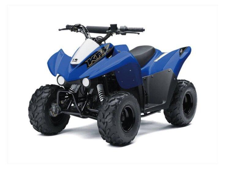 2021 Kawasaki KFX50 for sale 201099625