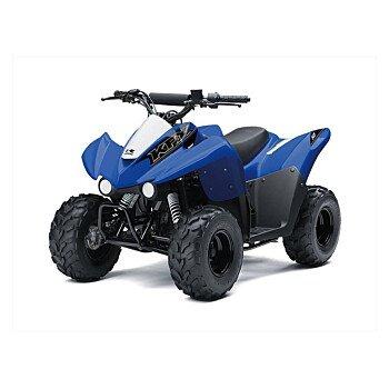 2021 Kawasaki KFX50 for sale 201099626