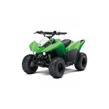 2021 Kawasaki KFX50 for sale 201160213