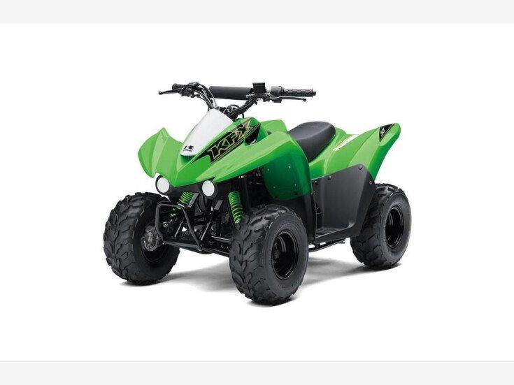 2021 Kawasaki KFX50 for sale 201173340