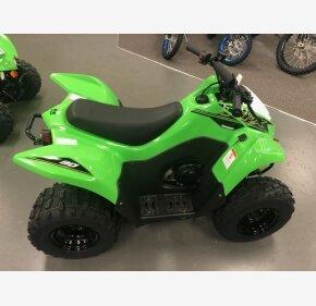 2021 Kawasaki KFX90 for sale 201022211