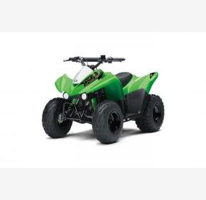 2021 Kawasaki KFX90 for sale 201040239