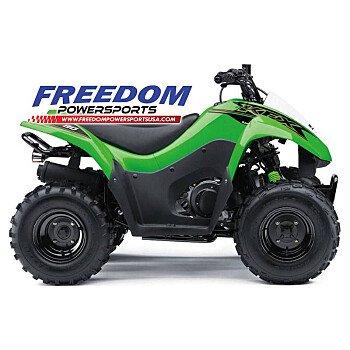 2021 Kawasaki KFX90 for sale 201073662