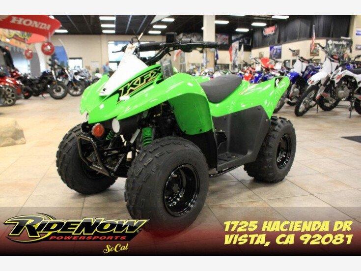 2021 Kawasaki KFX90 for sale 201093482