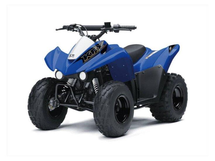 2021 Kawasaki KFX90 for sale 201110657