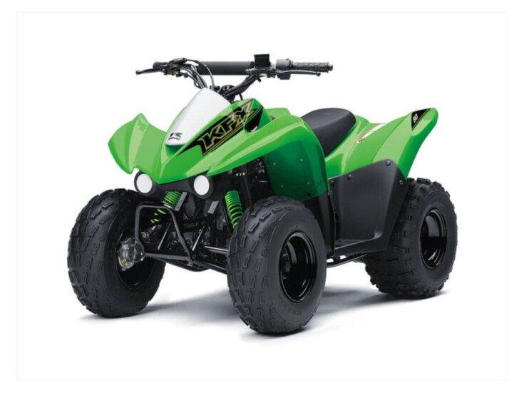 2021 Kawasaki KFX90 for sale 201139437