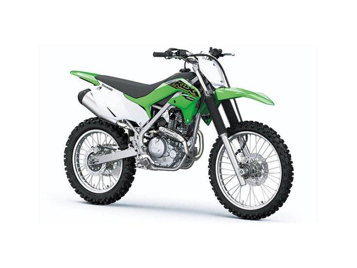 2021 Kawasaki KLX110 230R specifications