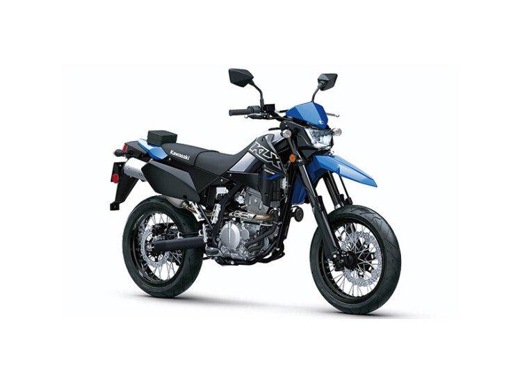 2021 Kawasaki KLX110 300SM specifications