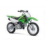 2021 Kawasaki KLX110R for sale 201045718