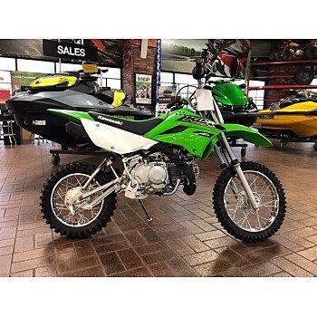 2021 Kawasaki KLX110R for sale 201074968