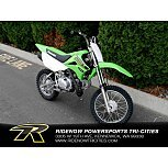 2021 Kawasaki KLX110R L for sale 201081177