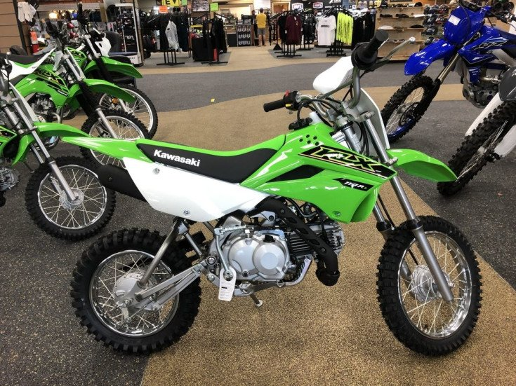 2021 Kawasaki KLX110R L for sale 201081433