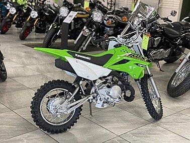 2021 Kawasaki KLX110R for sale 201090812