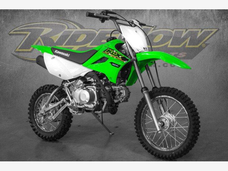 2021 Kawasaki KLX110R for sale 201140097