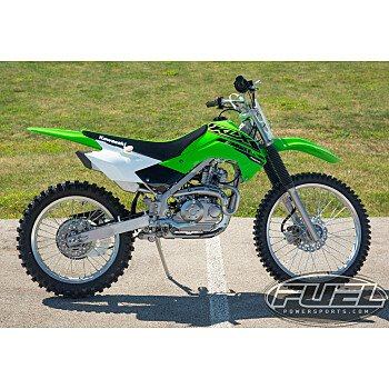 2021 Kawasaki KLX140R for sale 201081420
