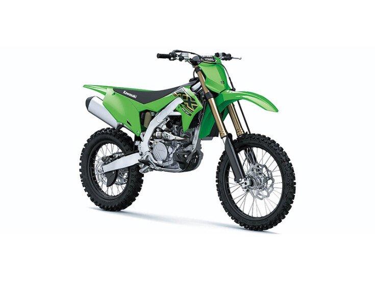 2021 Kawasaki KX100 250X specifications