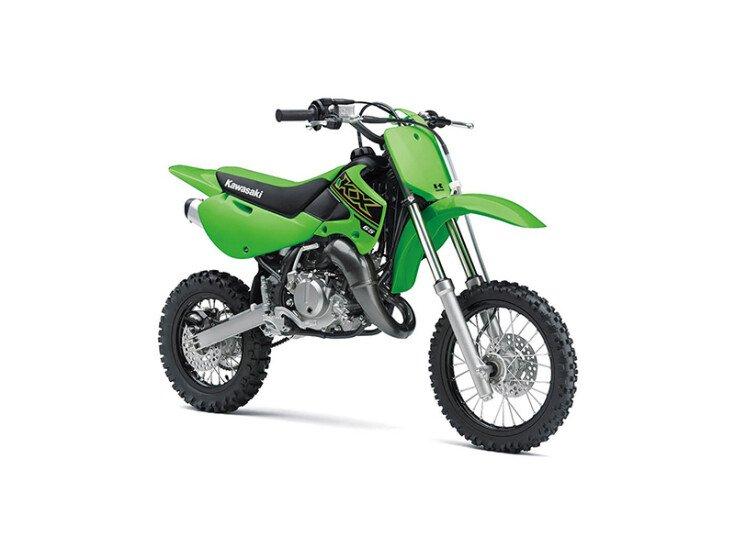 2021 Kawasaki KX100 65 specifications