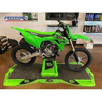 2021 Kawasaki KX100 for sale 200967760