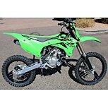2021 Kawasaki KX100 for sale 201102348