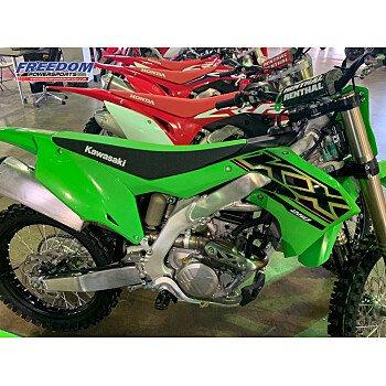 2021 Kawasaki KX250 for sale 200973661