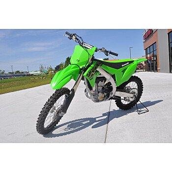 2021 Kawasaki KX250 for sale 200976613