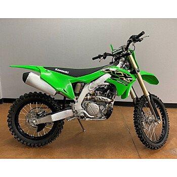 2021 Kawasaki KX250 X for sale 200980636