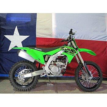 2021 Kawasaki KX250 X for sale 200988246