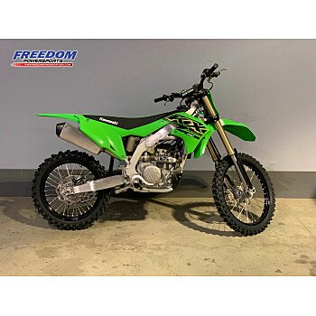 2021 Kawasaki KX250 for sale 200989984