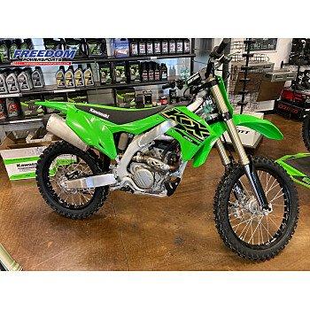 2021 Kawasaki KX250 for sale 200993241