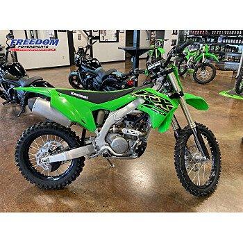 2021 Kawasaki KX250 X for sale 200993244