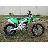 2021 Kawasaki KX250 X for sale 201006788