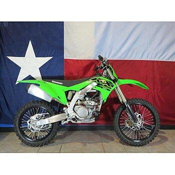 2021 Kawasaki KX250 for sale 201008690