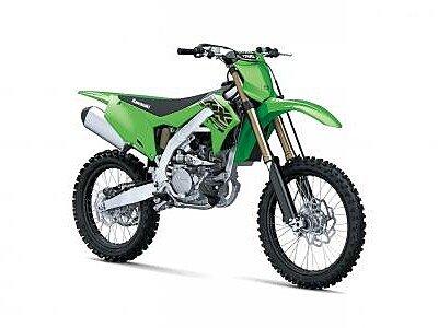 2021 Kawasaki KX250 X for sale 201009495