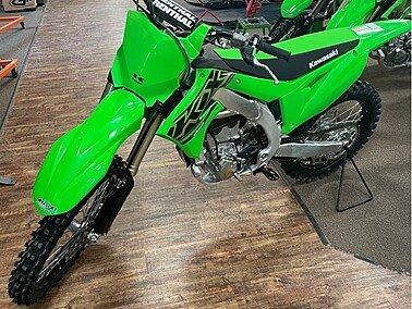 2021 Kawasaki KX250 X for sale 201018896