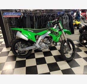 2021 Kawasaki KX250 for sale 201040154