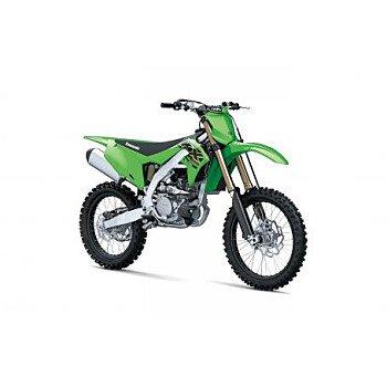2021 Kawasaki KX250 for sale 201042157