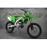 2021 Kawasaki KX250 X for sale 201049260
