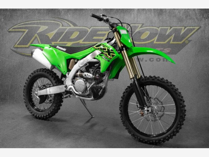 2021 Kawasaki KX250 X for sale 201049260