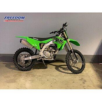2021 Kawasaki KX250 X for sale 201049536
