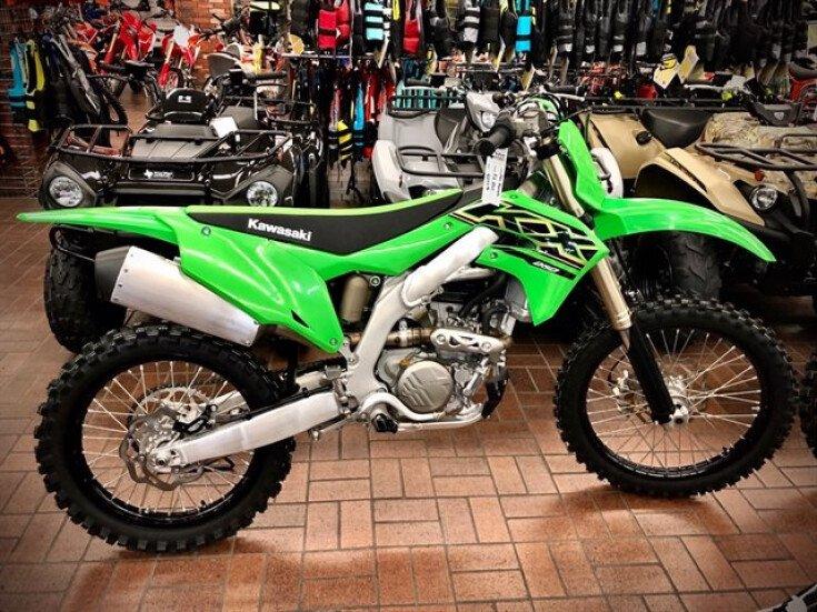 2021 Kawasaki KX250 for sale 201064926