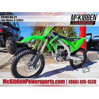 2021 Kawasaki KX250 for sale 201143690