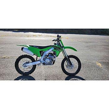 2021 Kawasaki KX250 for sale 201170388