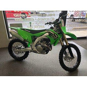 2021 Kawasaki KX450 for sale 200943448