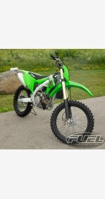2021 Kawasaki KX450 for sale 200943476